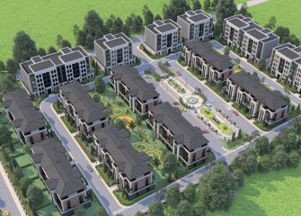 ЖК Alatau Golf Residences
